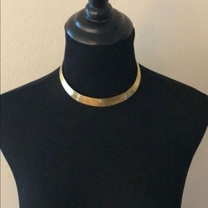 Brass Collar Necklaces